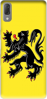 Lion des flandres Sony Xperia L3 Case