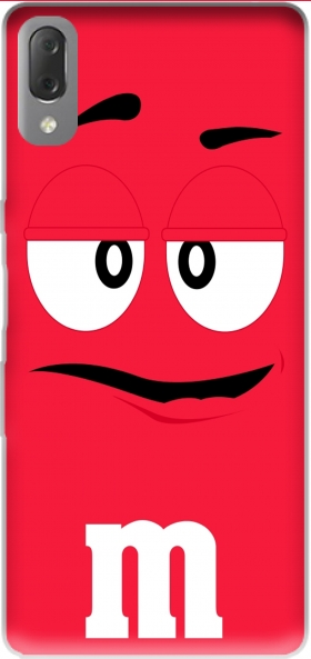 Case M&M's Red for Sony Xperia L3