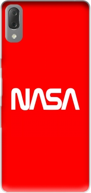 Nasa Red Logo Fail Case for Sony Xperia L3