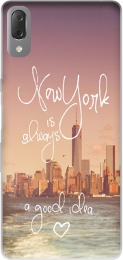 Always New York Case for Sony Xperia L3