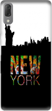 New York Case for Sony Xperia L3