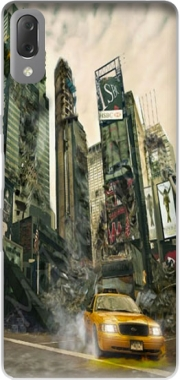 New York apocalyptic Case for Sony Xperia L3
