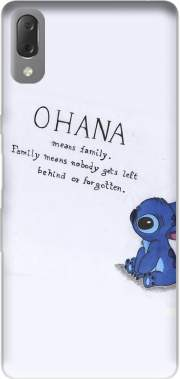 Ohana Means Family Case for Sony Xperia L3