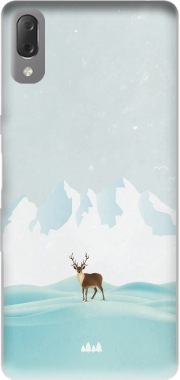 Reindeer Sony Xperia L3 Case