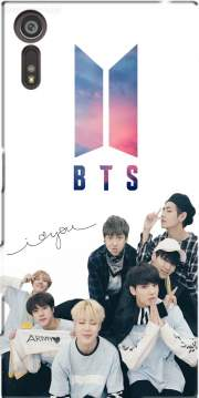 K-pop BTS Bangtan Boys Case for Sony Xperia XZ