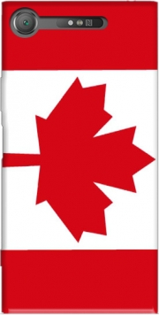 Flag Canada Case for Sony Xperia XZ1