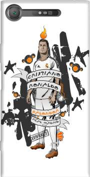 Cristiano Ronaldo Case for Sony Xperia XZ1