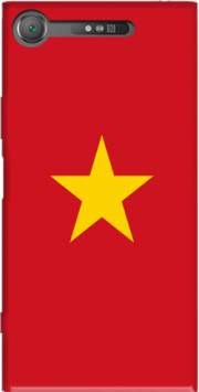 Flag of Vietnam Case for Sony Xperia XZ1
