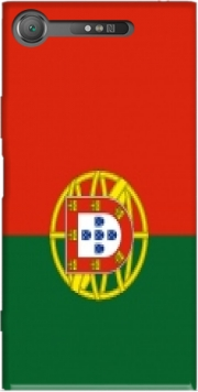 Flag Portugal Case for Sony Xperia XZ1