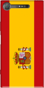 Flag Spain Case for Sony Xperia XZ1
