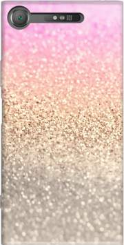 Gatsby Glitter Pink Case for Sony Xperia XZ1