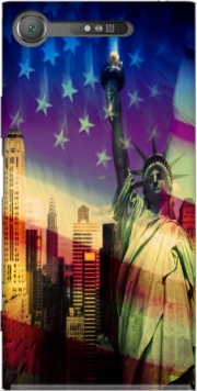 Statue of Liberty Case for Sony Xperia XZ1