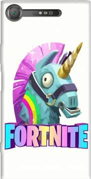 Unicorn video games Fortnite Case for Sony Xperia XZ1