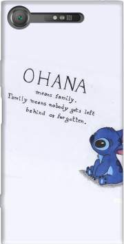 Ohana Means Family Case for Sony Xperia XZ1