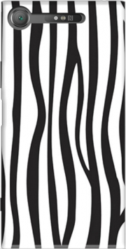 Zebra Case for Sony Xperia XZ1