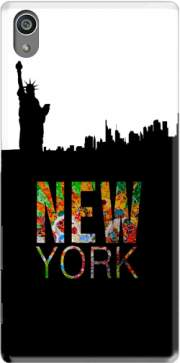 New York Case for Sony Xperia Z5