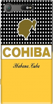 Cohiba Cigare by cuba Case for Sony Xperia XZ1 Compact