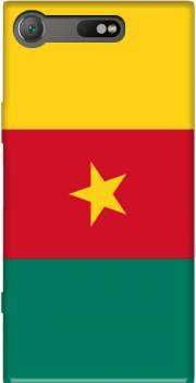 Flag of Cameroon Case for Sony Xperia XZ1 Compact