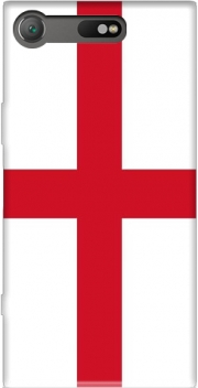 Flag England Case for Sony Xperia XZ1 Compact
