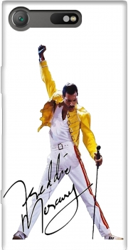 Freddie Mercury Signature Case for Sony Xperia XZ1 Compact