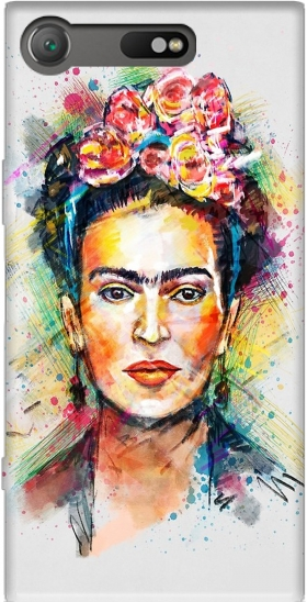 Case Frida Kahlo for Sony Xperia XZ1 Compact