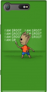 Groot Detention Case for Sony Xperia XZ1 Compact