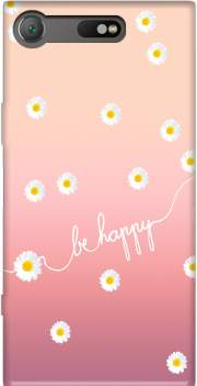 HAPPY DAISY SUNRISE Sony Xperia XZ1 Compact Case