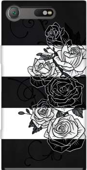 Inverted Roses Sony Xperia XZ1 Compact Case