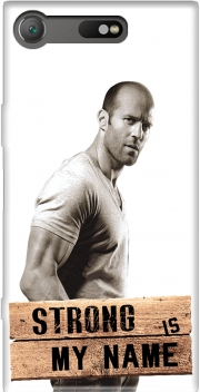 Jason statham Strong is my name Case for Sony Xperia XZ1 Compact