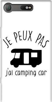 Je peux pas jai camping car Case for Sony Xperia XZ1 Compact