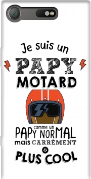 Papy motard Case for Sony Xperia XZ1 Compact