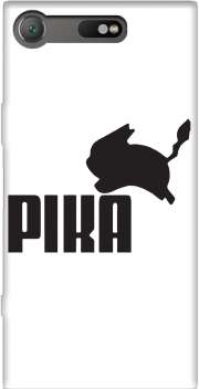 Pika is a puma Sony Xperia XZ1 Compact Case