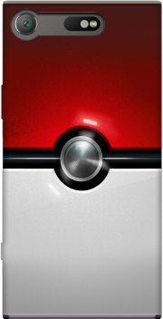 PokeBall Case for Sony Xperia XZ1 Compact