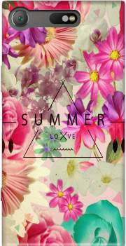 SUMMER LOVE Case for Sony Xperia XZ1 Compact