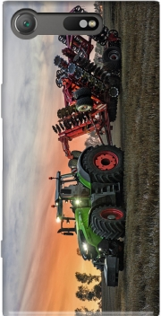 Fendt Tractor Sony Xperia XZ1 Compact Case