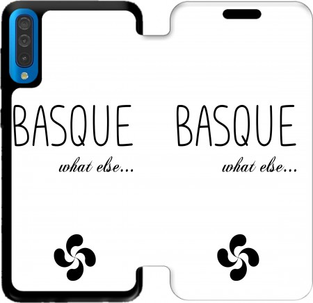 Wallet Case Basque What Else for Samsung Galaxy A50