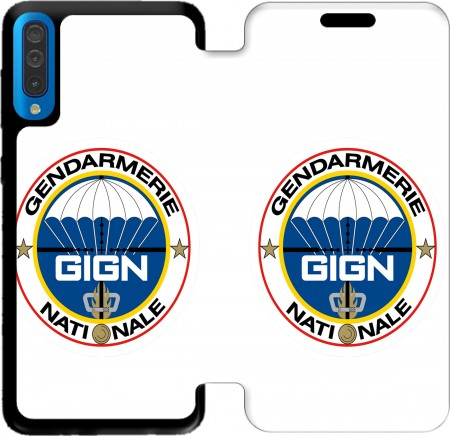 Wallet Case Groupe dintervention de la Gendarmerie nationale - GIGN for Samsung Galaxy A50