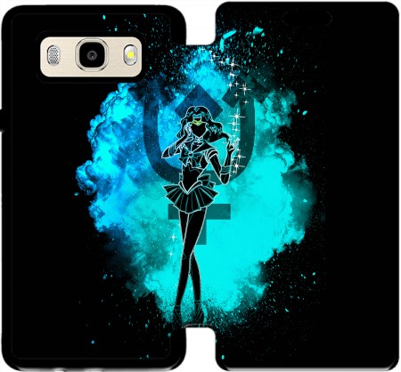 Wallet Case Soul of Neptune for Samsung Galaxy J5 (2016)