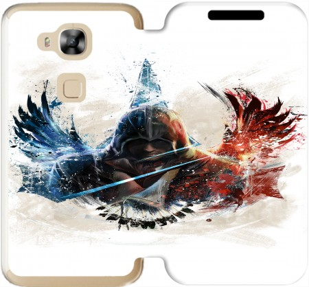 Wallet Case Arno Revolution1789 for Huawei G8