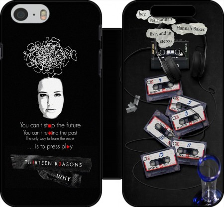 Wallet Case 13 Reasons why K7  for Iphone 6 4.7