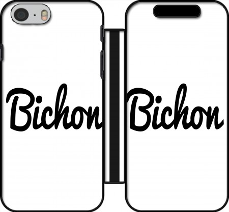 Wallet Case Bichon for Iphone 6 4.7