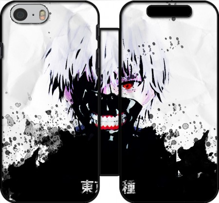 Wallet Case Blood and Ghoul for Iphone 6 4.7