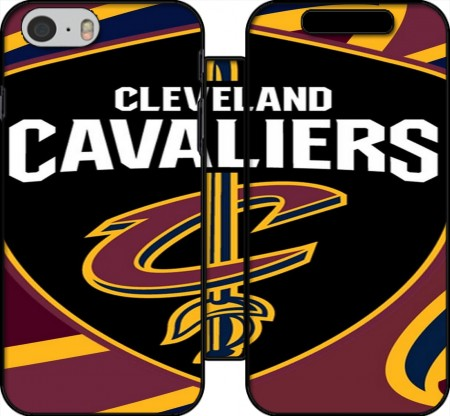 Wallet Case Cleveland Cavaliers for Iphone 6 4.7