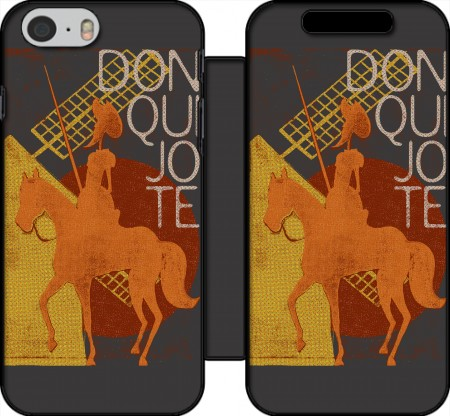 Wallet Case Don Quixote for Iphone 6 4.7