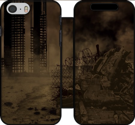 Wallet Case The End Times of the world has come. for Iphone 6 4.7