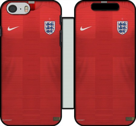 Wallet Case England World Cup Russia 2018 for Iphone 6 4.7