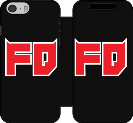 Wallet Case Fabio Quartararo The Evil for Iphone 6 4.7