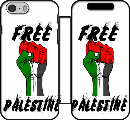 Wallet Case Free Palestine for Iphone 6 4.7