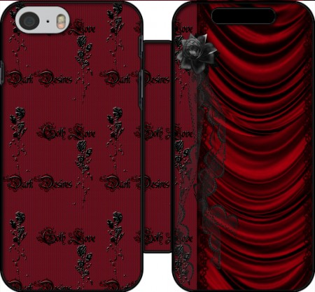Wallet Case Gothic Elegance for Iphone 6 4.7
