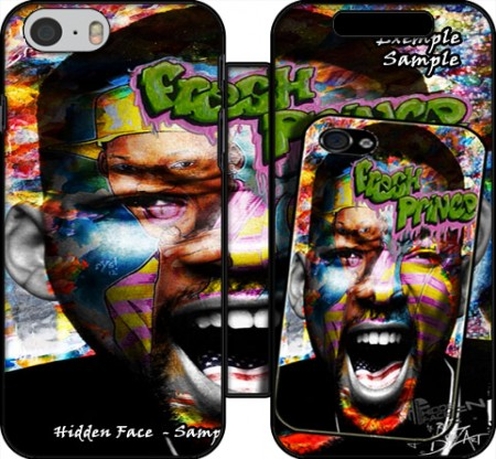 Wallet Case Hidden Face Will for Iphone 6 4.7
